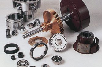 Photo of spare part separator